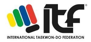TEAM RINALDI GUIDONIA. INTERNATIONAL TAEKWON-DO FEDERATION