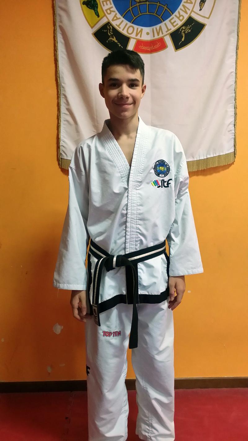 Mirko Amadei. Team Rinaldi Guidonia