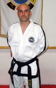 MAESTRO FABIO RINALDI. TAEKWON-DO ITF - KICK BOXING - KRAV MAGA