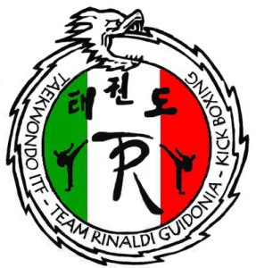 Team Rinaldi Guidonia. Taekwon-Do, Kick Boxing, Krav Maga.