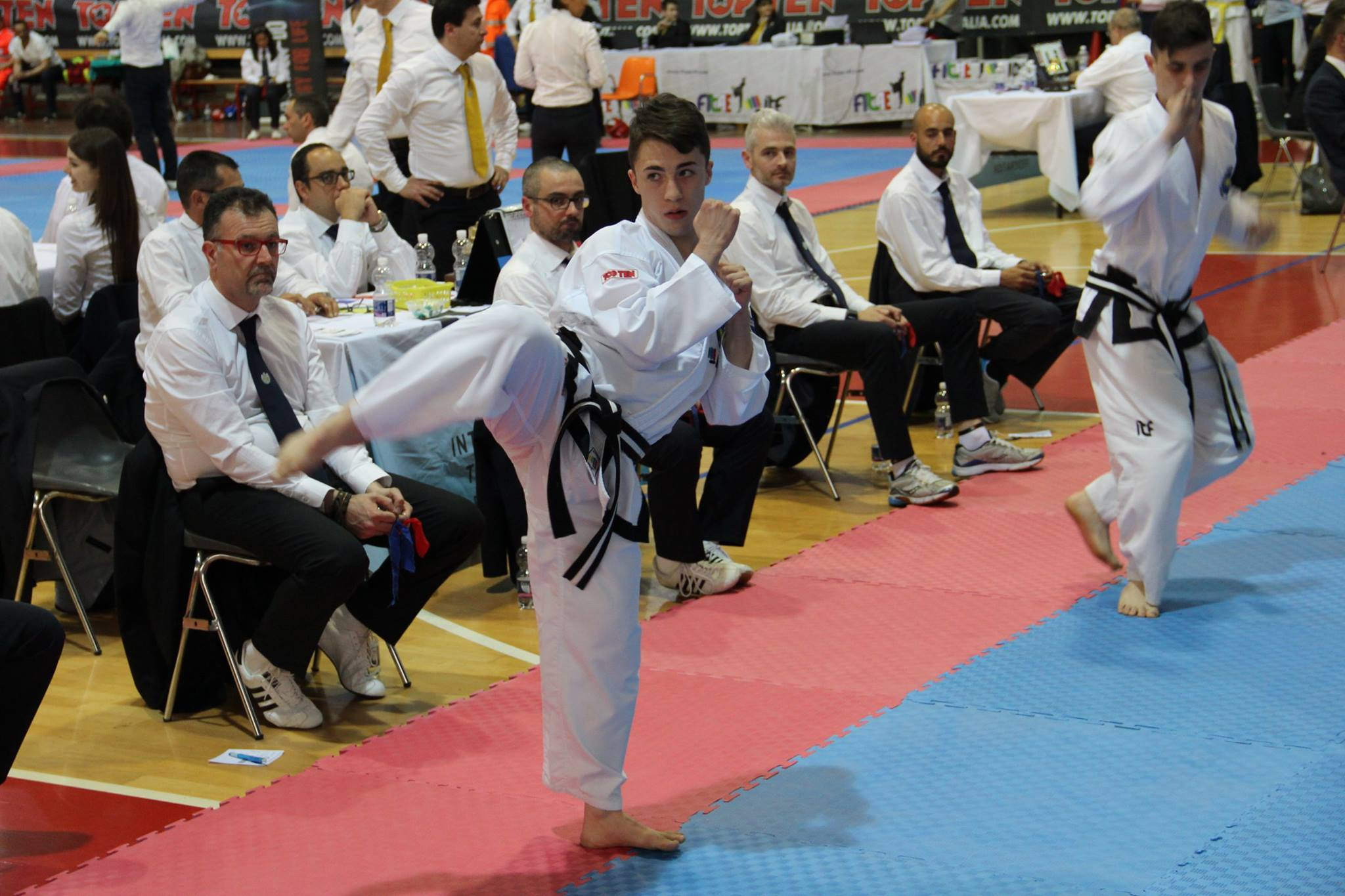 T33° Campionato Nazionale Taekwon-Do FITAE – ITF