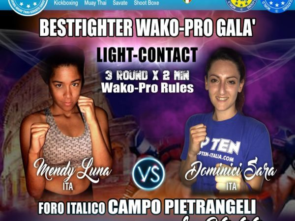 BEST FIGHTER WAKO - PRO GALA'