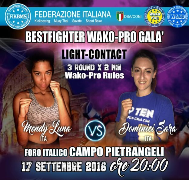 BEST FIGHTER WAKO - PRO GALA'