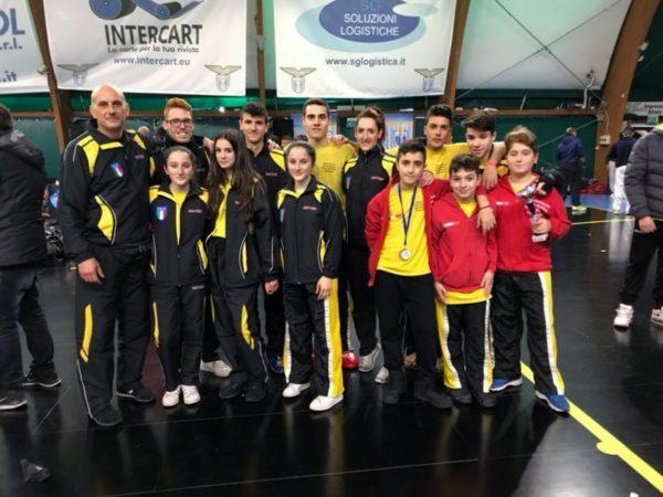 Interregionale FIKBMS Team Rinaldi Guidonia. 17_12_2017