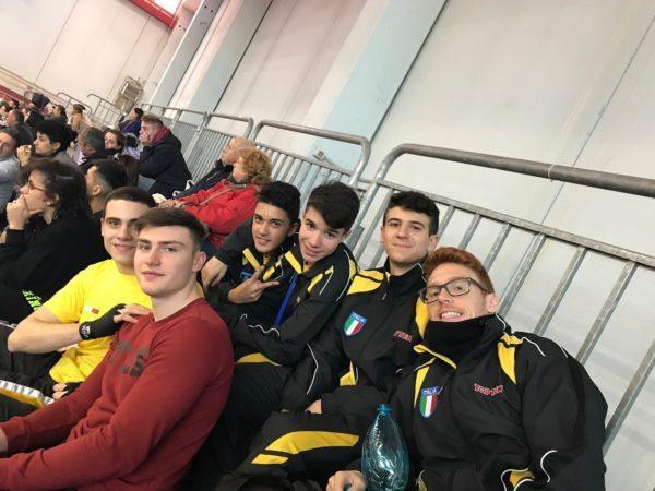 2° Interregionale FIKBMS. Kick Boxin Team Rinaldi Guidonia_Joy Sport